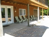 Buck Lake Cottage Rental #3-24~ Lower Level patio
