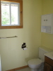 Buck Lake Cottage Rental #3-9 ~ 4pc bathroom upstairs
