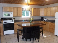 Buck Lake Cottage Rental #7-12 ~ Kitchen