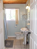 Buck Lake Cottage Rental #7-8 ~ Upstairs Bedroom #1 Second Picture
