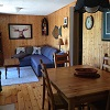 silver lake cottage rental 38~Dining/living room