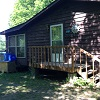 silver lake cottage rental 38~Cottage exterior side view