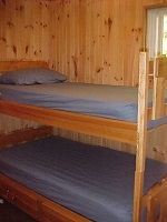 three mile lake cottage rental 22~Bedroom