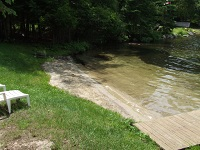 three mile lake cottage rental 22 ~